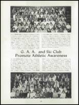 1961 Edina-Morningside High School Yearbook Page 132 & 133