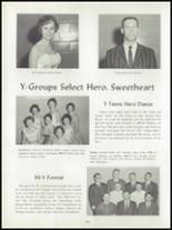 1961 Edina-Morningside High School Yearbook Page 136 & 137