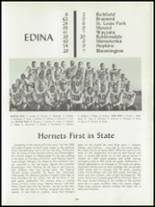 1961 Edina-Morningside High School Yearbook Page 146 & 147