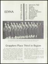 1961 Edina-Morningside High School Yearbook Page 160 & 161
