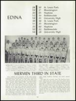 1961 Edina-Morningside High School Yearbook Page 170 & 171
