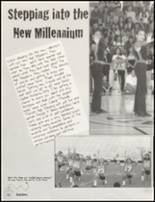 2000 Miller High School Yearbook Page 34 & 35