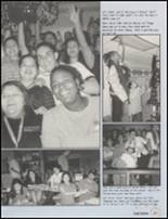 2000 Miller High School Yearbook Page 70 & 71