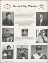 2000 Miller High School Yearbook Page 134 & 135