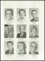 1972 Putnam High School Yearbook Page 12 & 13