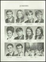 1972 Putnam High School Yearbook Page 20 & 21
