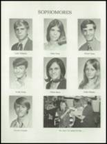 1972 Putnam High School Yearbook Page 22 & 23