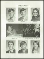 1972 Putnam High School Yearbook Page 24 & 25