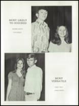 1972 Putnam High School Yearbook Page 30 & 31