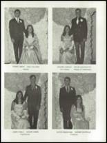 1972 Putnam High School Yearbook Page 34 & 35