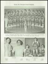 1972 Putnam High School Yearbook Page 40 & 41