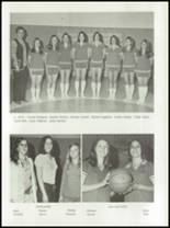 1972 Putnam High School Yearbook Page 42 & 43