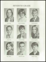 1972 Putnam High School Yearbook Page 48 & 49