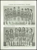 1972 Putnam High School Yearbook Page 52 & 53