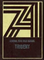 1974 Yearbook Admiral King High School
