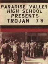 1978 Yearbook Paradise Valley High School