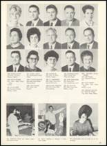 1968 Plainview High School Yearbook Page 20 & 21