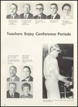 1968 Plainview High School Yearbook Page 22 & 23
