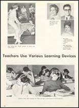 1968 Plainview High School Yearbook Page 24 & 25
