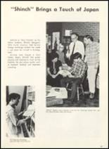 1968 Plainview High School Yearbook Page 34 & 35