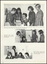 1968 Plainview High School Yearbook Page 38 & 39