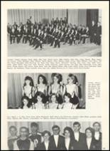 1968 Plainview High School Yearbook Page 40 & 41