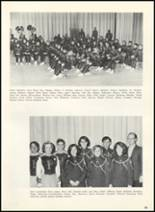 1968 Plainview High School Yearbook Page 42 & 43
