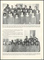 1968 Plainview High School Yearbook Page 46 & 47