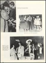 1968 Plainview High School Yearbook Page 62 & 63