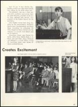 1968 Plainview High School Yearbook Page 66 & 67