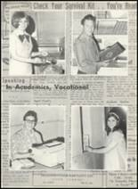 1968 Plainview High School Yearbook Page 84 & 85