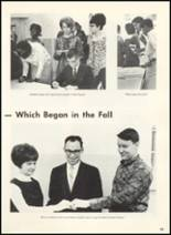 1968 Plainview High School Yearbook Page 86 & 87