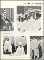 1968 Plainview High School Yearbook Page 90 & 91