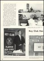 1968 Plainview High School Yearbook Page 102 & 103