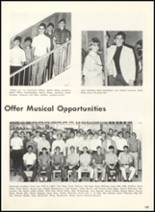 1968 Plainview High School Yearbook Page 108 & 109