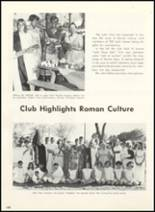 1968 Plainview High School Yearbook Page 112 & 113