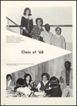 1968 Plainview High School Yearbook Page 126 & 127