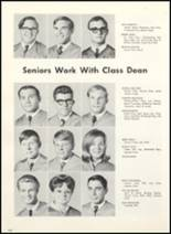 1968 Plainview High School Yearbook Page 128 & 129