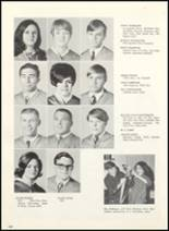 1968 Plainview High School Yearbook Page 132 & 133