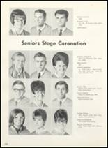1968 Plainview High School Yearbook Page 134 & 135