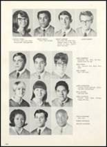 1968 Plainview High School Yearbook Page 136 & 137