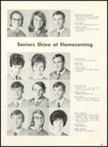 1968 Plainview High School Yearbook Page 138 & 139