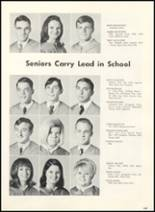 1968 Plainview High School Yearbook Page 142 & 143