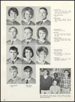 1968 Plainview High School Yearbook Page 150 & 151