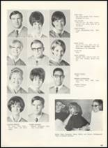 1968 Plainview High School Yearbook Page 152 & 153