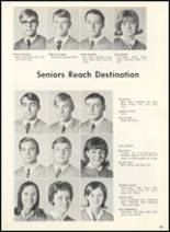 1968 Plainview High School Yearbook Page 154 & 155