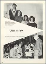 1968 Plainview High School Yearbook Page 156 & 157