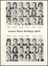 1968 Plainview High School Yearbook Page 164 & 165