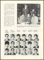 1968 Plainview High School Yearbook Page 166 & 167