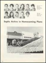 1968 Plainview High School Yearbook Page 180 & 181